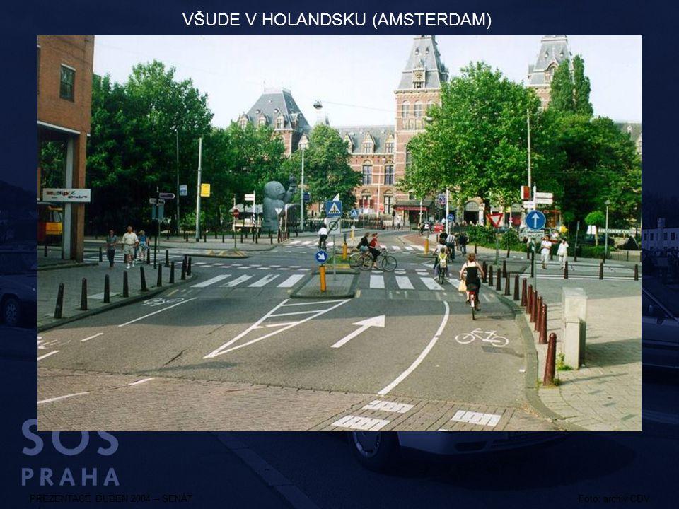 VŠUDE V HOLANDSKU (AMSTERDAM)