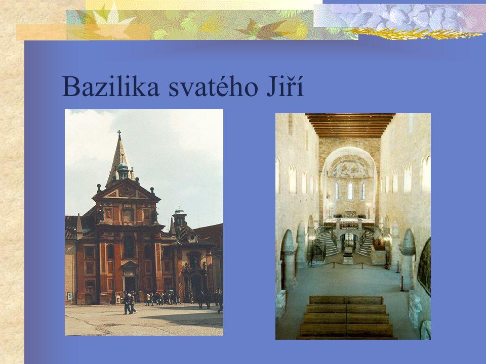 Bazilika svatého Jiří