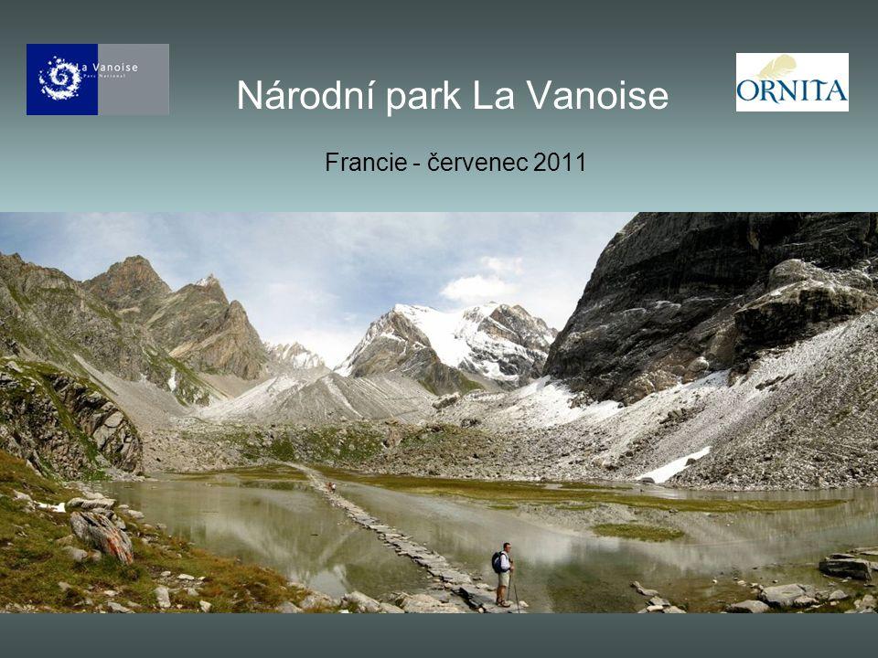 Národní park La Vanoise