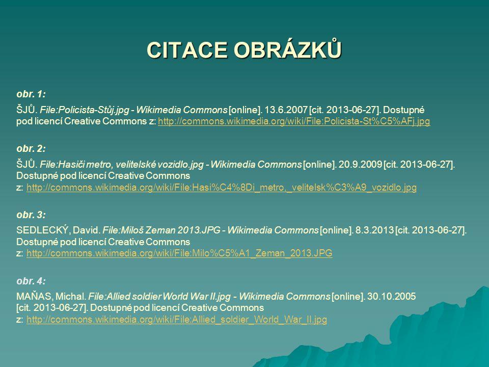 CITACE OBRÁZKŮ obr. 1: