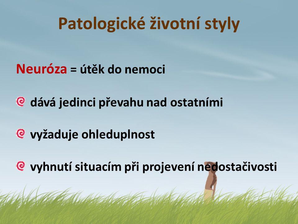 Patologické životní styly