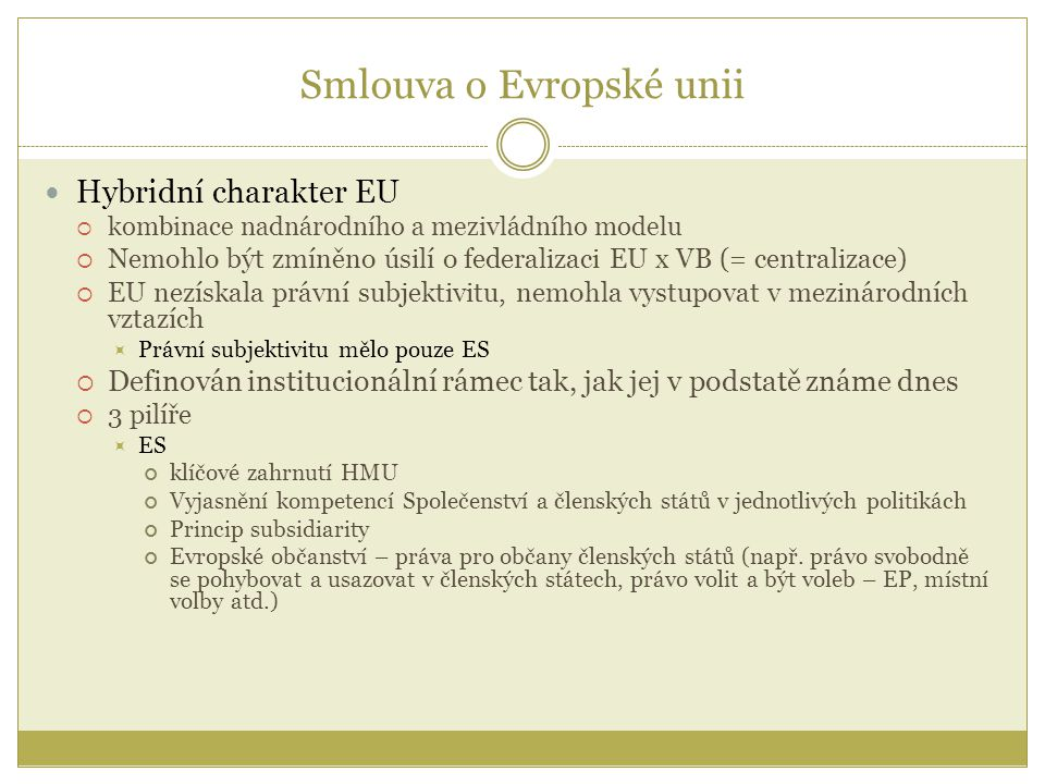 Smlouva o Evropské unii