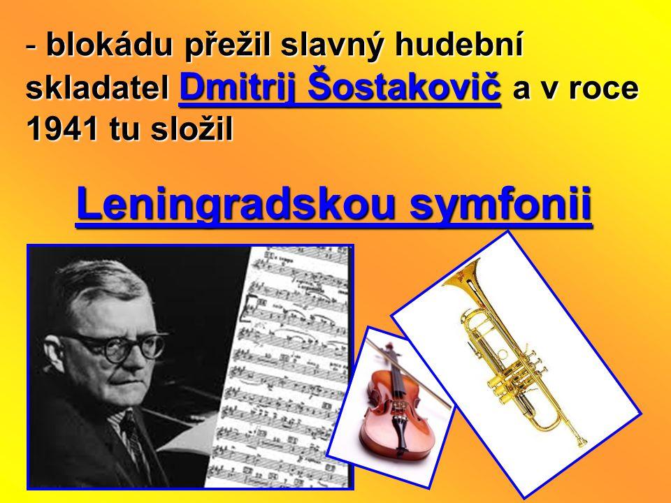 Leningradskou symfonii