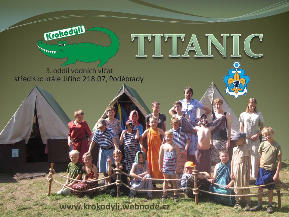 TITANIC www.krokodyli.webnode.cz