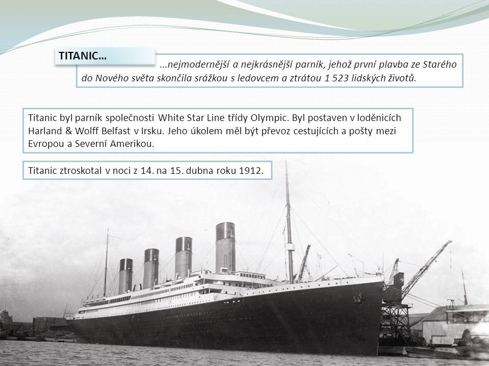 TITANIC…