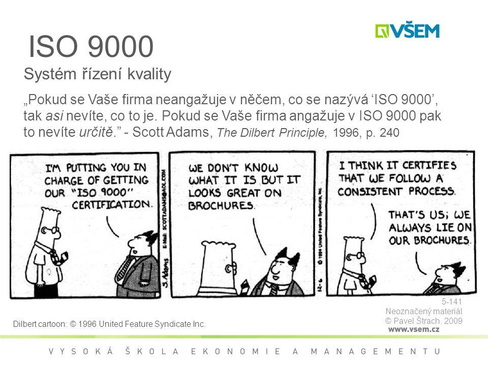 ISO 9000 Systém řízení kvality