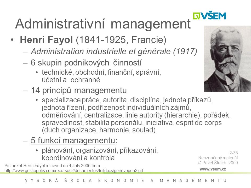 Administrativní management