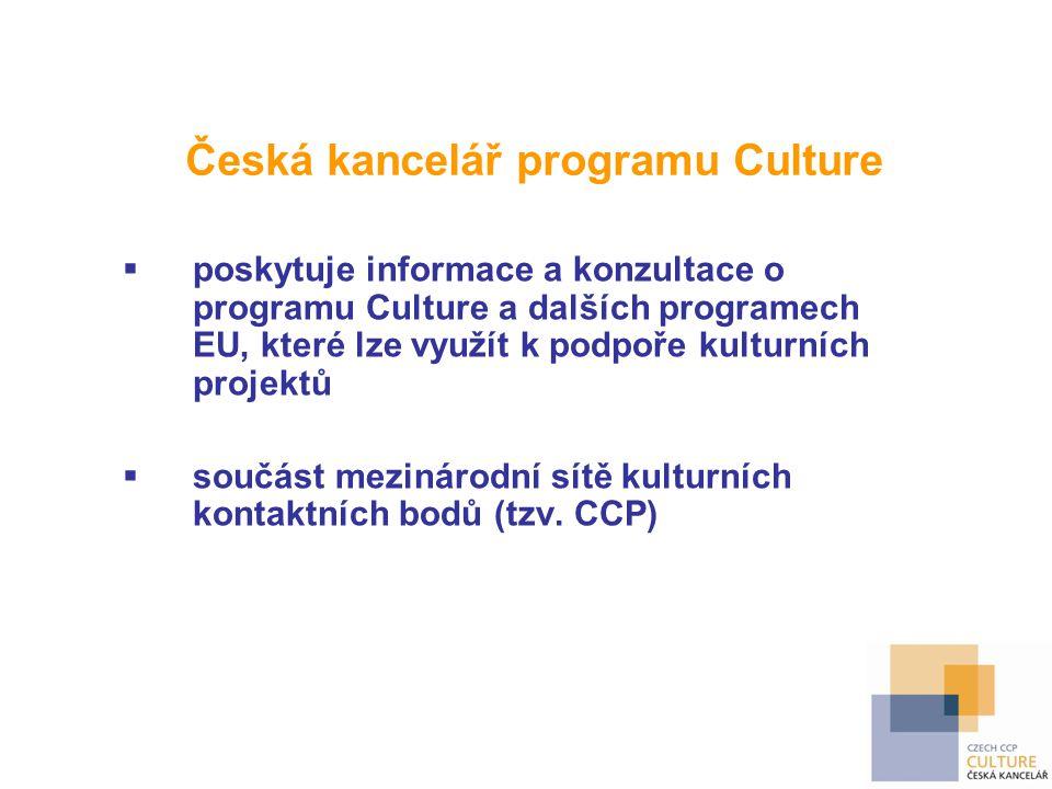 Česká kancelář programu Culture