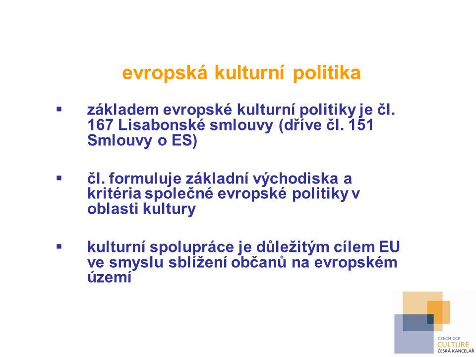 evropská kulturní politika