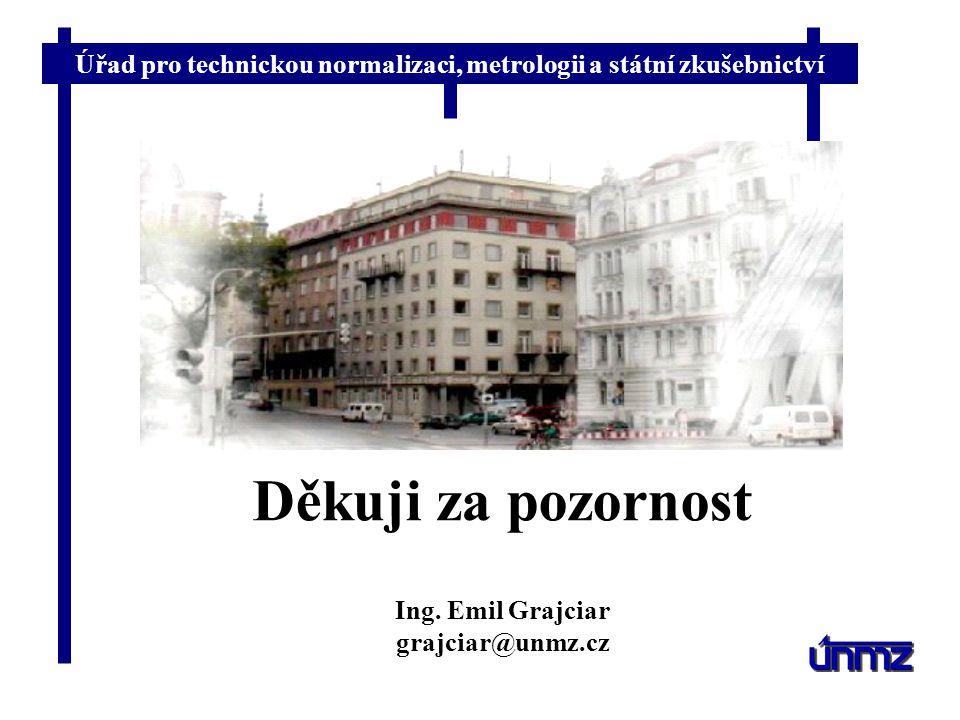 Ing. Emil Grajciar grajciar@unmz.cz