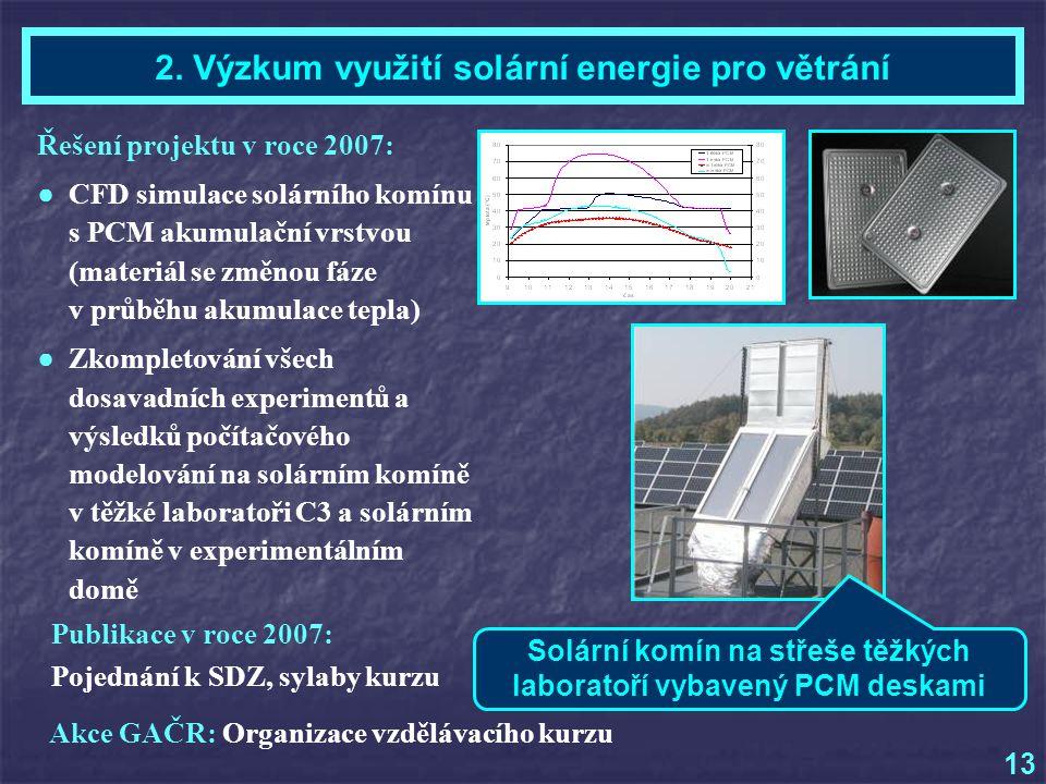Ing. Marek Scholler - Téma 2, Kontrol. etapa