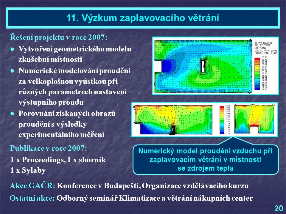 Ing. Alena BYSTŘICKÁ - Téma 11