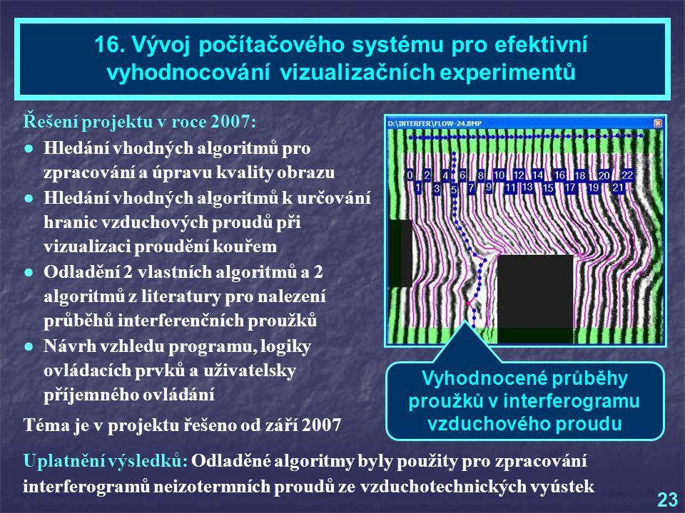 Mgr. Tomáš PAVELEK - Téma 16