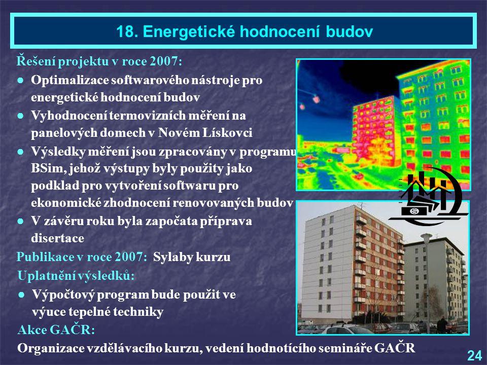 Ing. Ondřej MIŠÁK - Téma 18, Kontrol. etapa