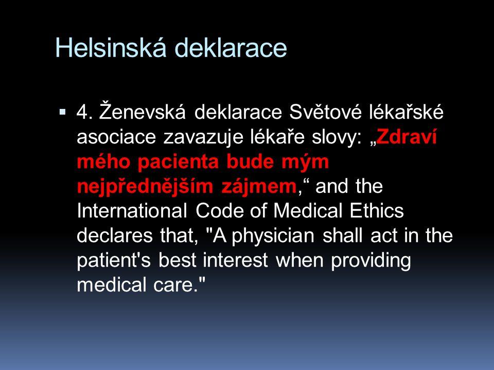 Helsinská deklarace