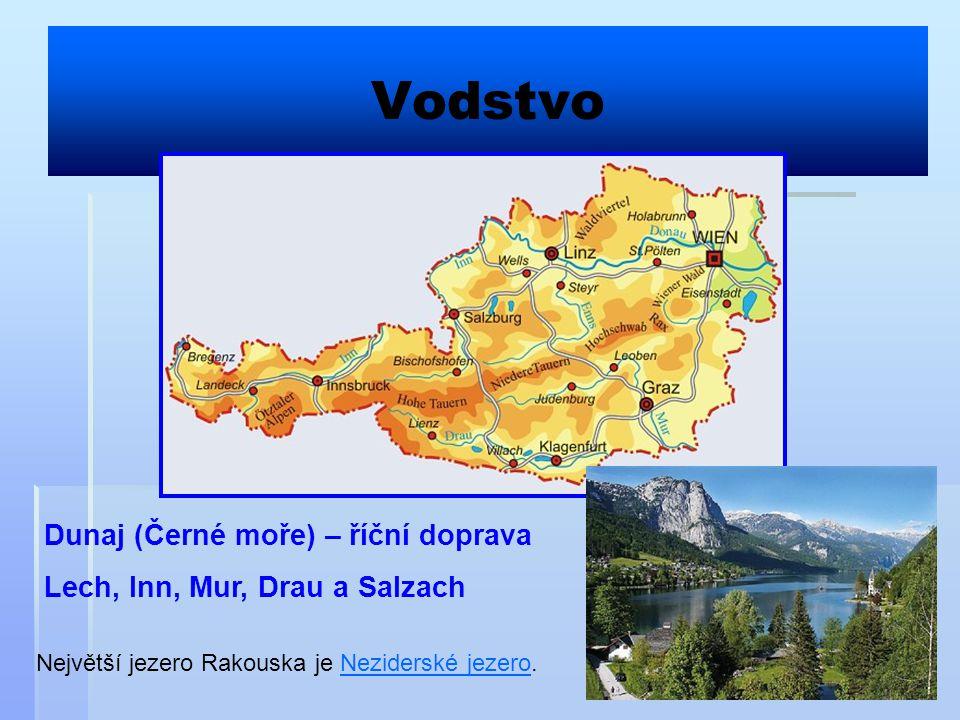 Vodstvo Dunaj (Černé moře) – říční doprava