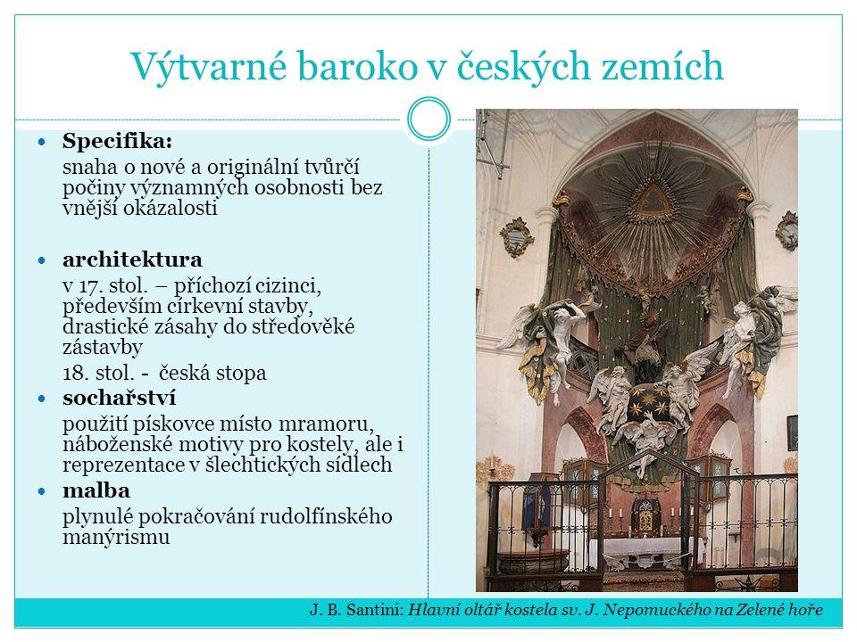 Výtvarné baroko v českých zemích