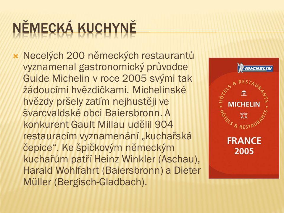 Německá kuchyně