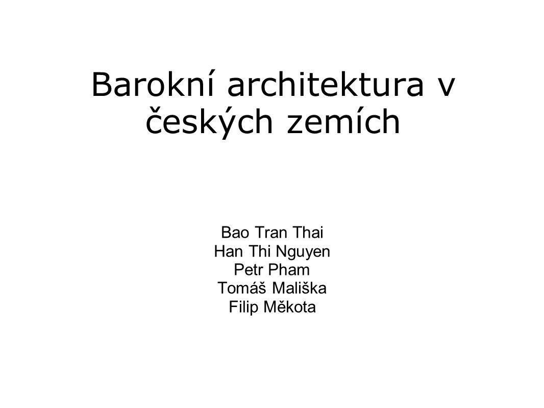Barokní architektura v českých zemích
