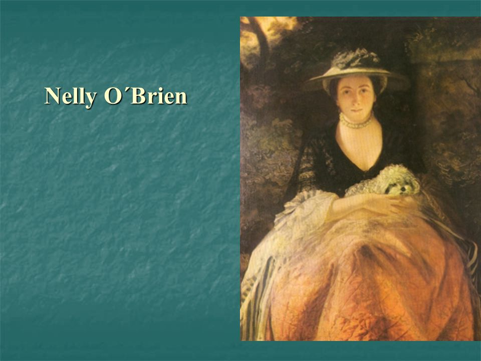 Nelly O´Brien