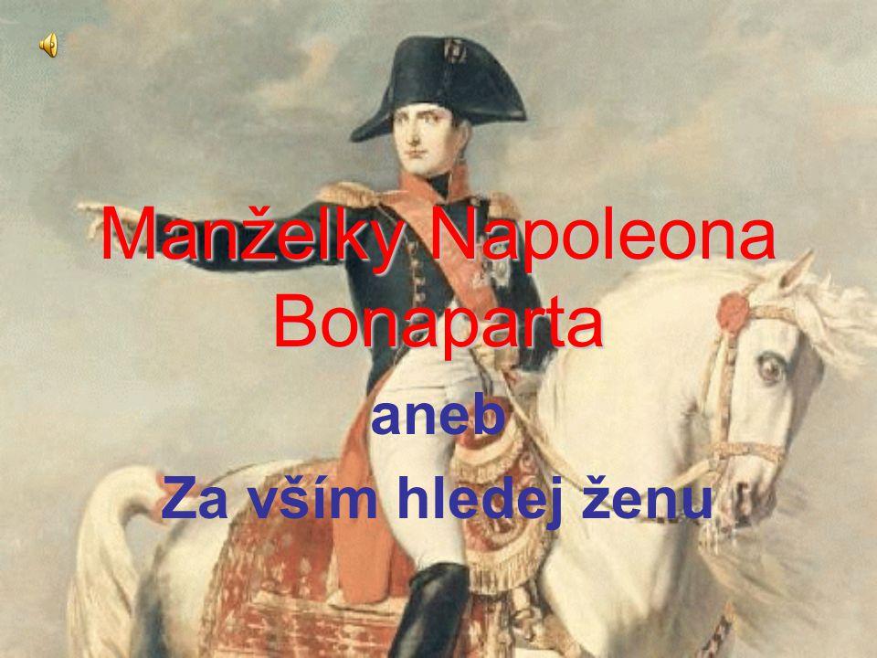 Manželky Napoleona Bonaparta