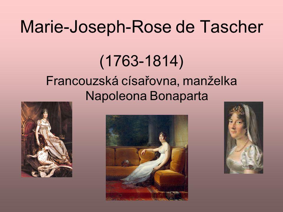 Marie-Joseph-Rose de Tascher