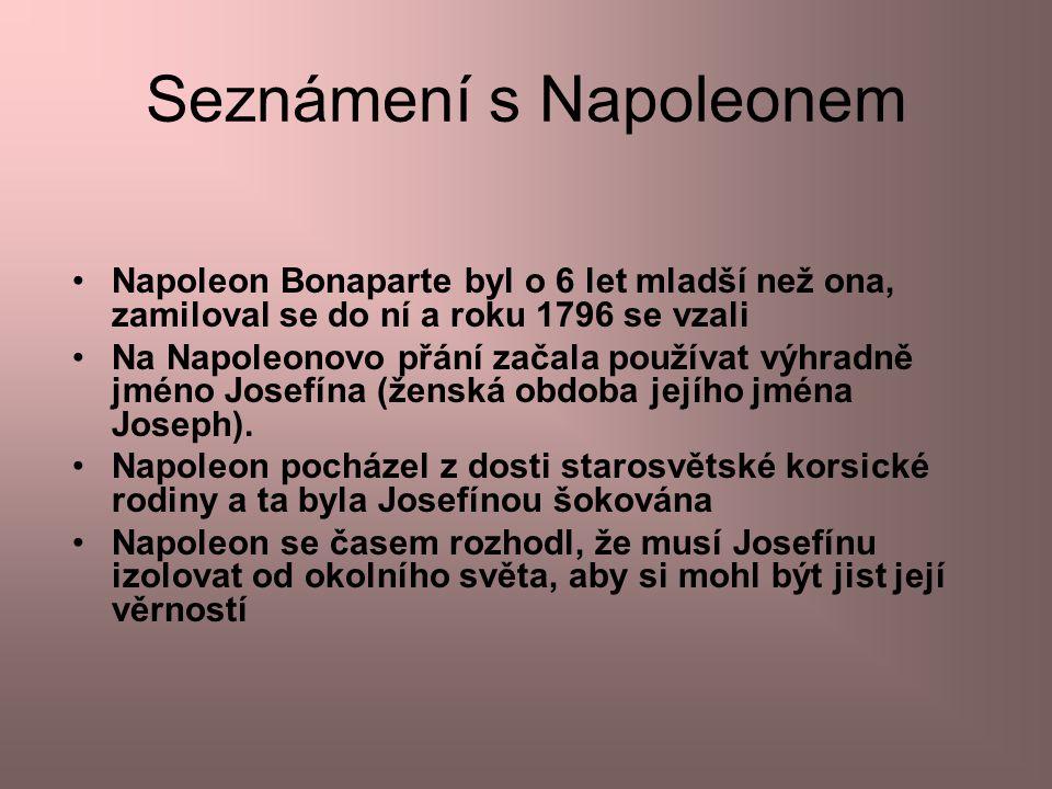 Seznámení s Napoleonem