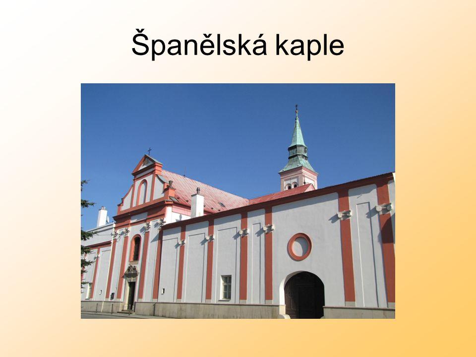 Španělská kaple