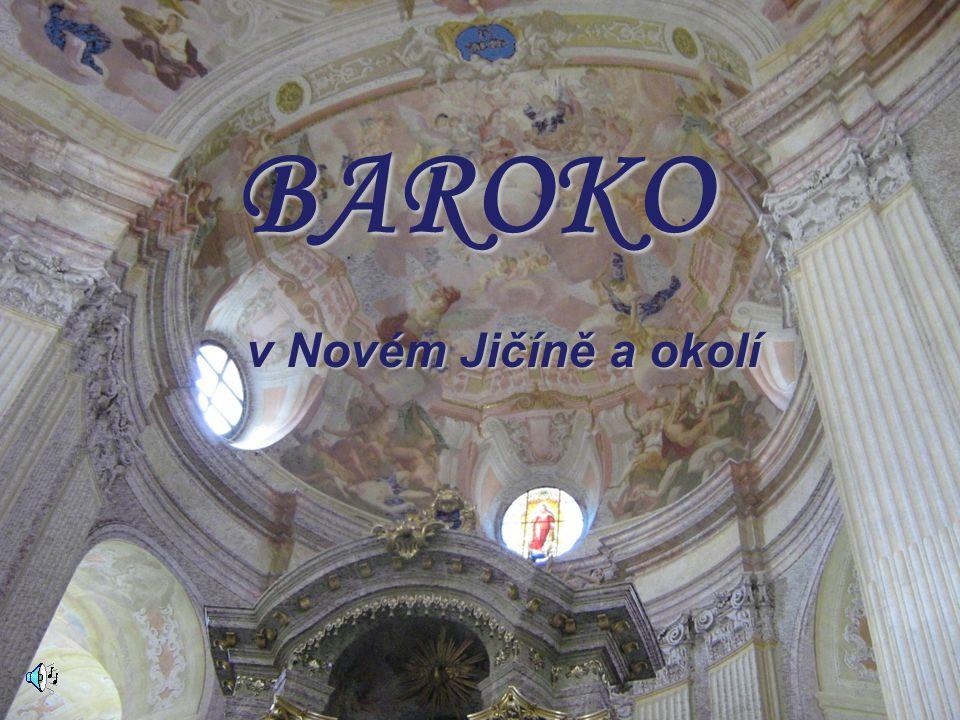 BAROKO v Novém Jičíně a okolí
