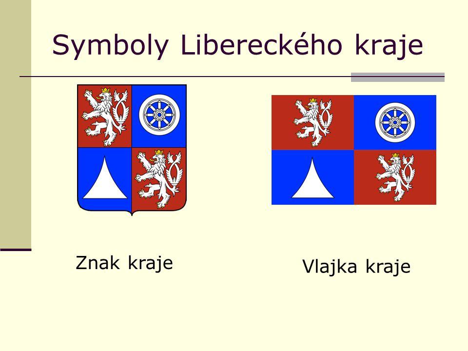 Symboly Libereckého kraje