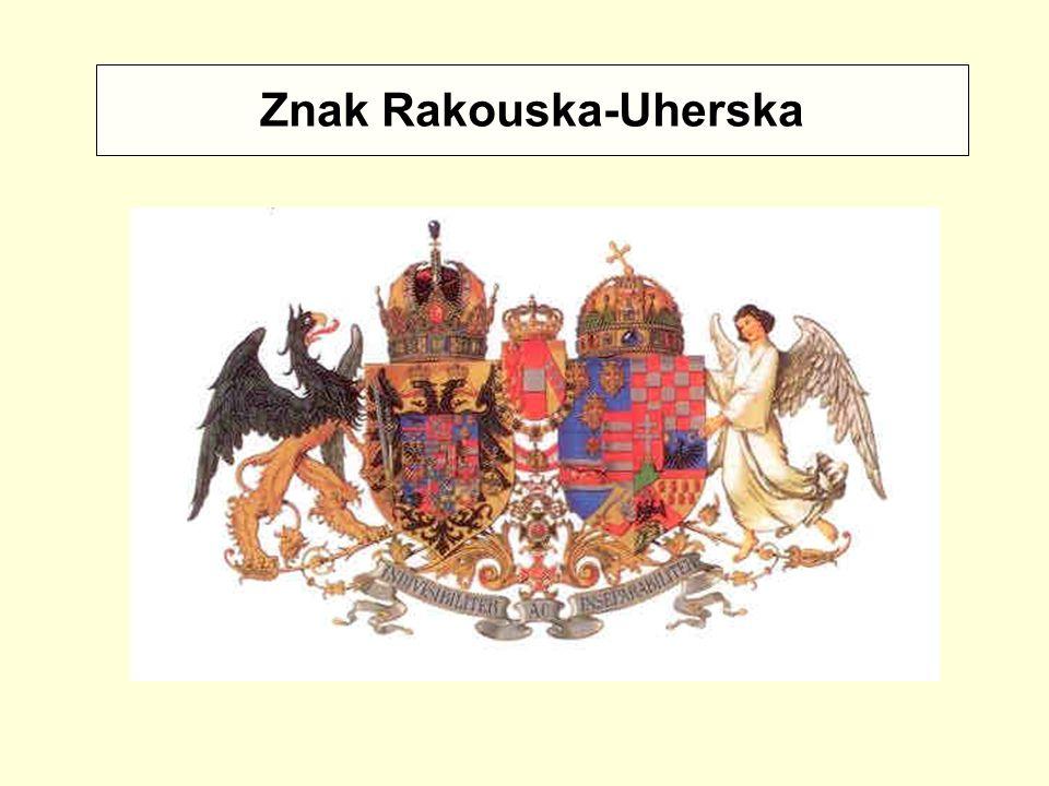 Znak Rakouska-Uherska