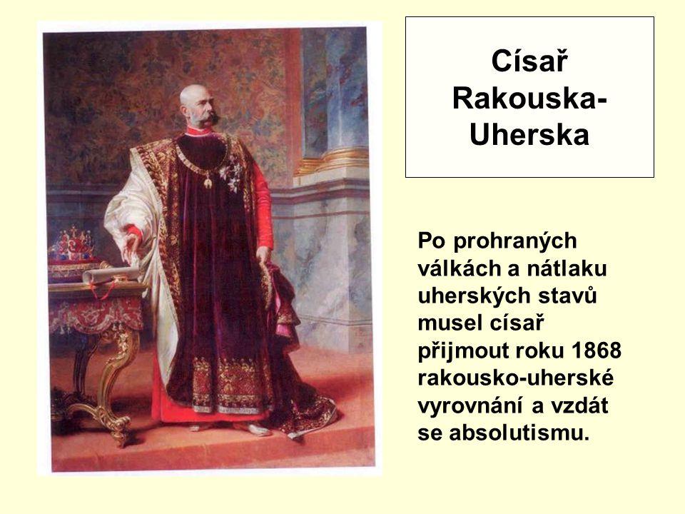 Císař Rakouska- Uherska