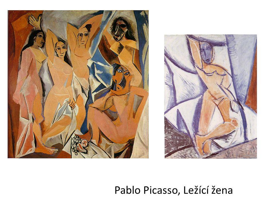 Pablo Picasso, Ležící žena
