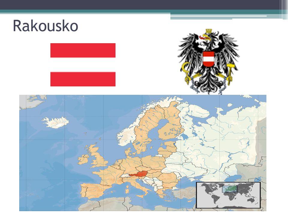 Rakousko Republik Österreich