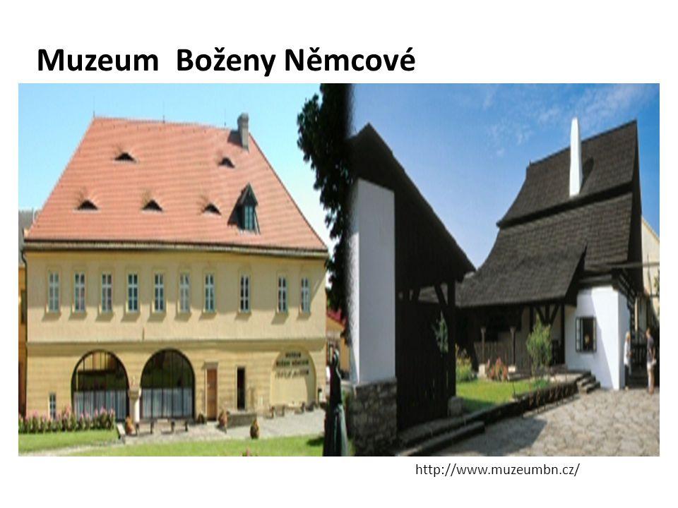 Muzeum Boženy Němcové http://www.muzeumbn.cz/