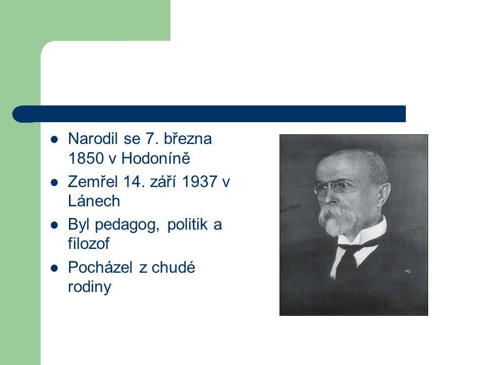 Narodil se 7. března 1850 v Hodoníně
