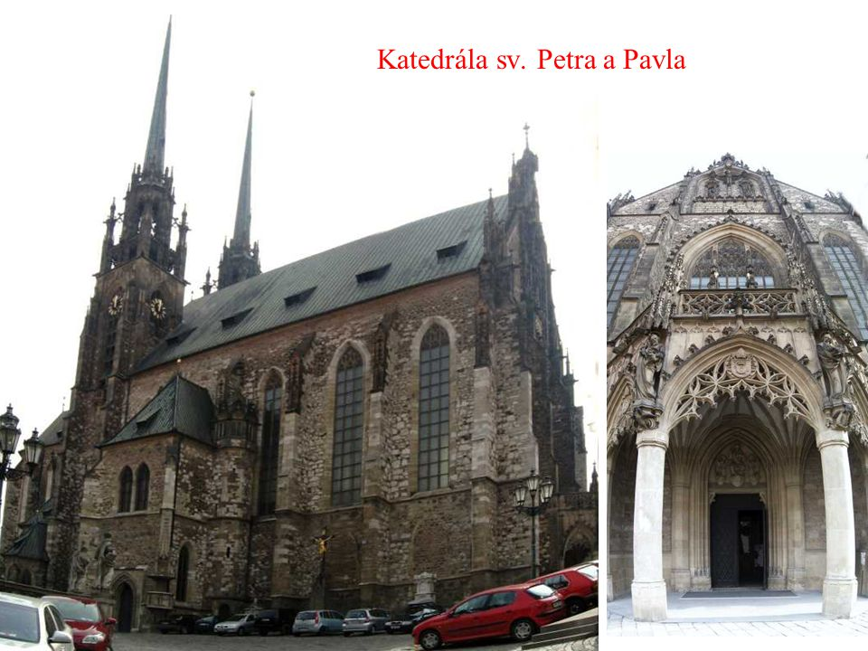Katedrála sv. Petra a Pavla