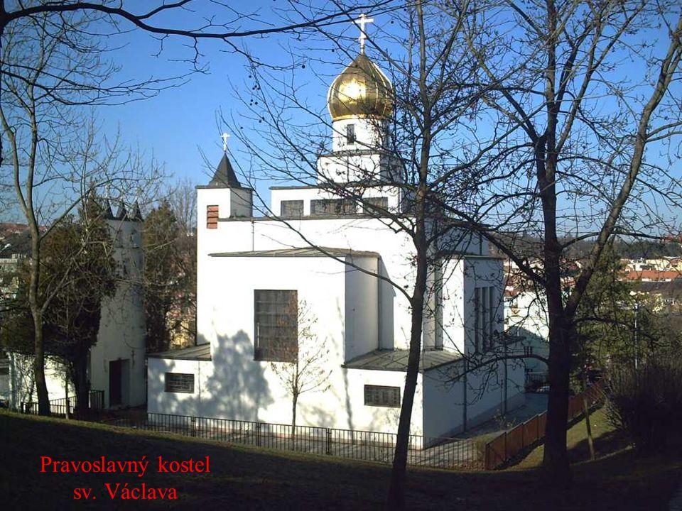 Pravoslavný kostel sv. Václava