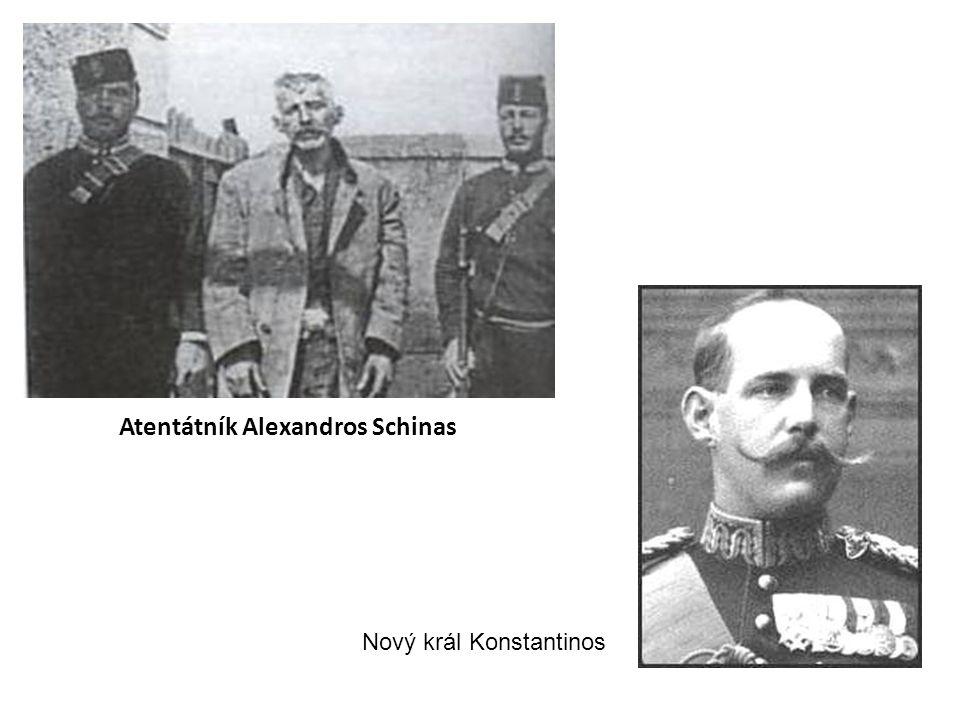 Atentátník Alexandros Schinas