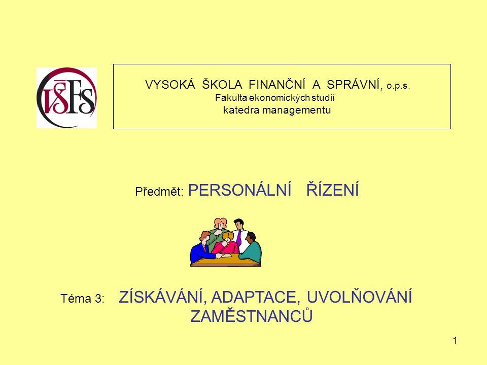 ZAMĚSTNANCŮ VYSOKÁ ŠKOLA FINANČNÍ A SPRÁVNÍ, o.p.s.