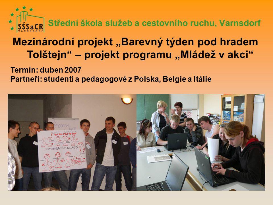 Střední škola služeb a cestovního ruchu, Varnsdorf