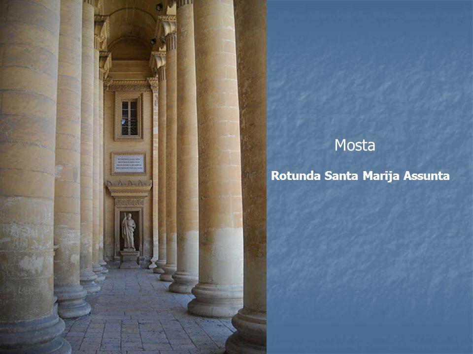 Mosta Rotunda Santa Marija Assunta