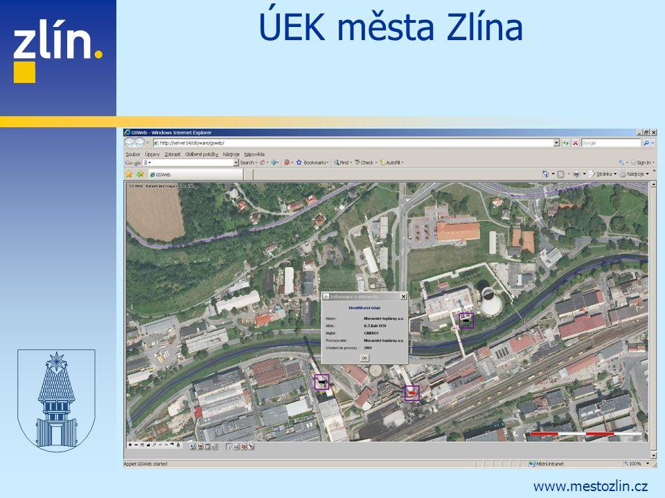 ÚEK města Zlína