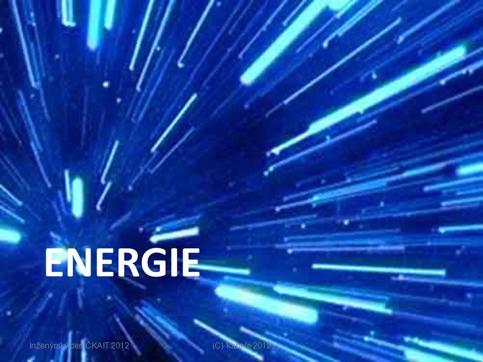 ENERGIE Inženýrský den ČKAIT 2012 (C) Kabele 2012