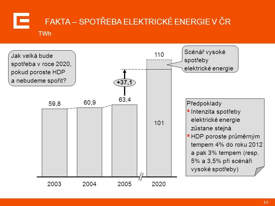 PRG-ZPD008-20041008-11373P1C DOŽITÍ SOUČASNÝCH UHELNÝCH ELEKTRÁREN A RŮST SPOTŘEBY POVEDOU K NEDOSTATKU ELEKTRICKÉ ENERGIE.