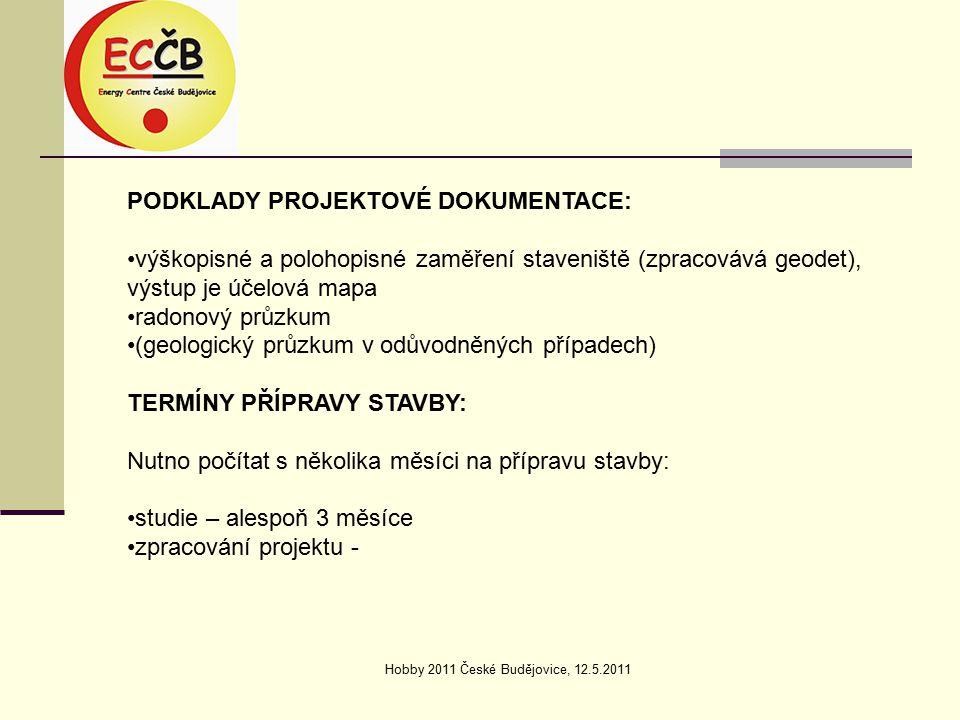 Hobby 2011 České Budějovice, 12.5.2011