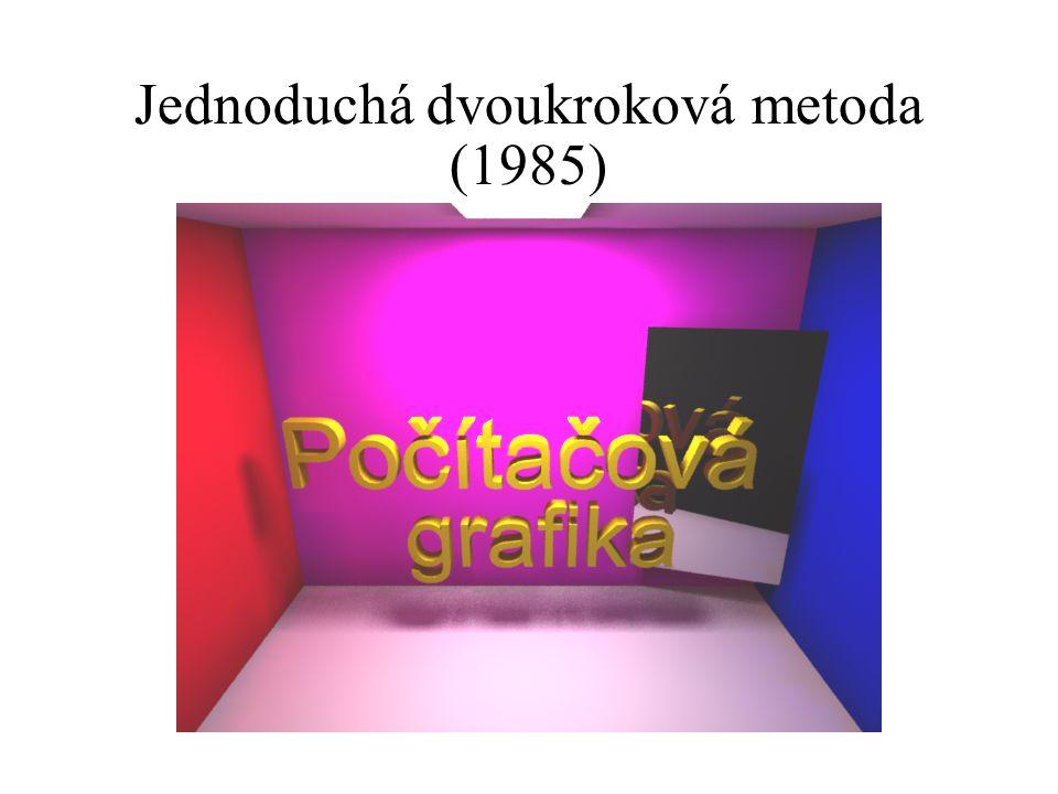 Jednoduchá dvoukroková metoda (1985)