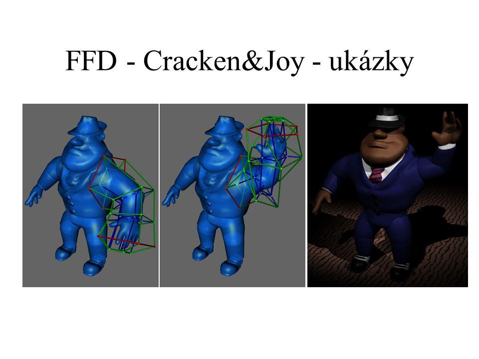 FFD - Cracken&Joy - ukázky