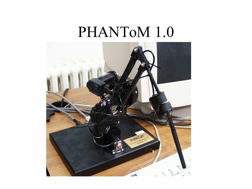PHANToM 1.0