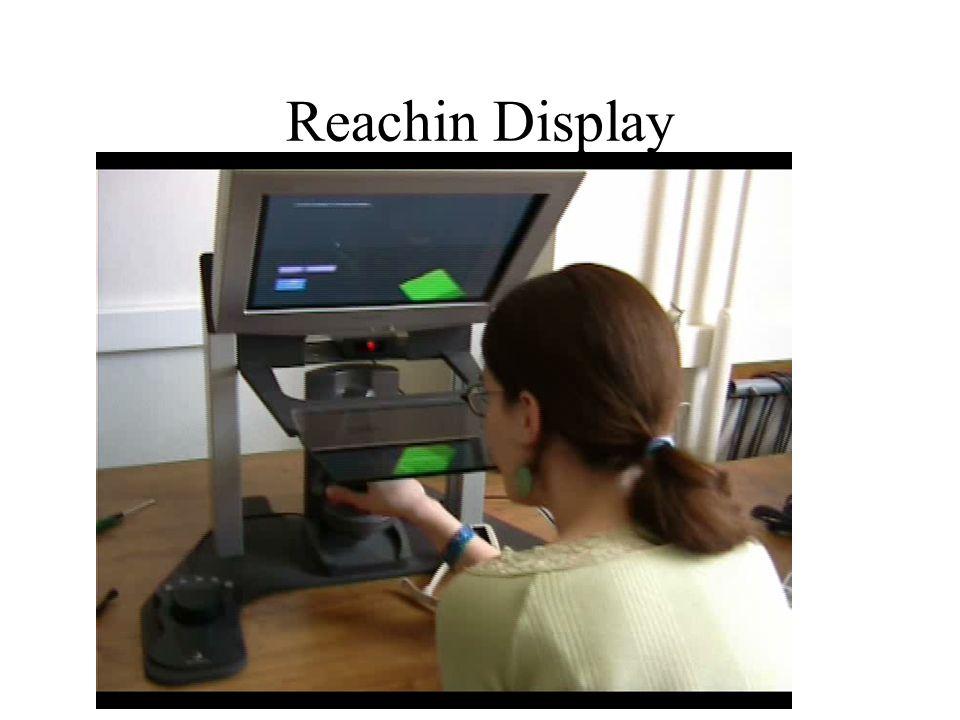 Reachin Display
